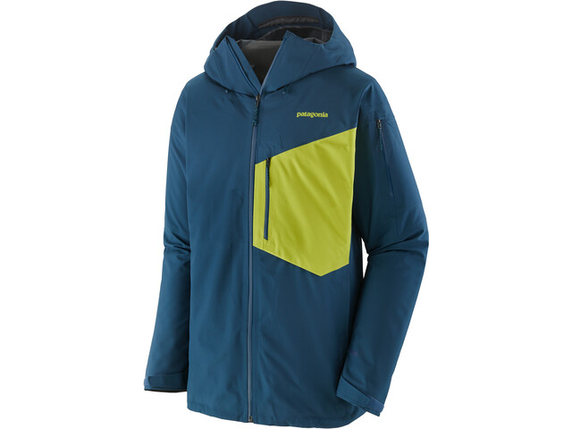 Patagonia Snowdrifter Veste Homme, crater blue